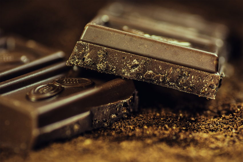 Chocolate that cause acne