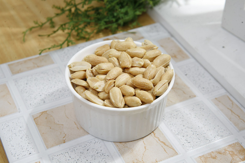 Peanuts that cause acne