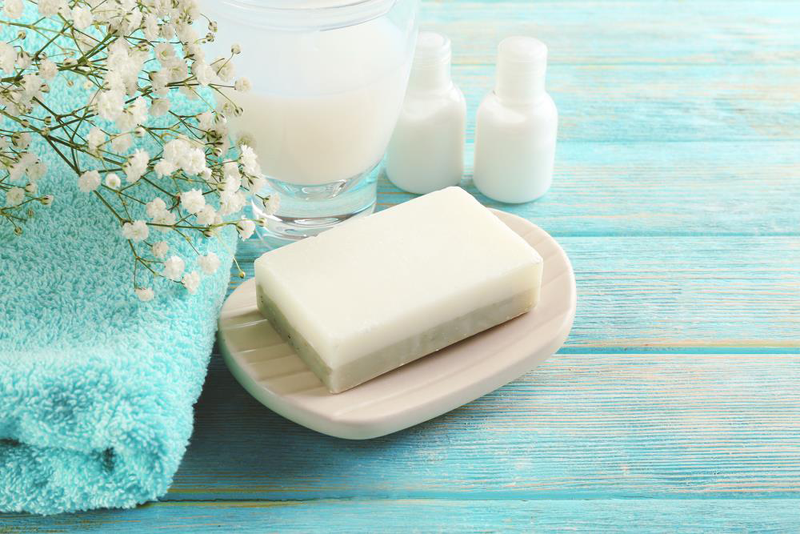 Soap for pimples